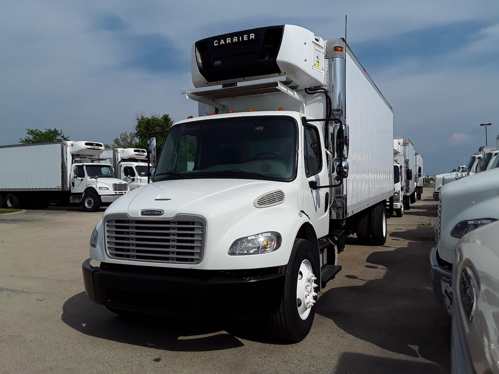 2013 Freightliner M2 106 4x2, Refrigerated Body #503021 - photo 1
