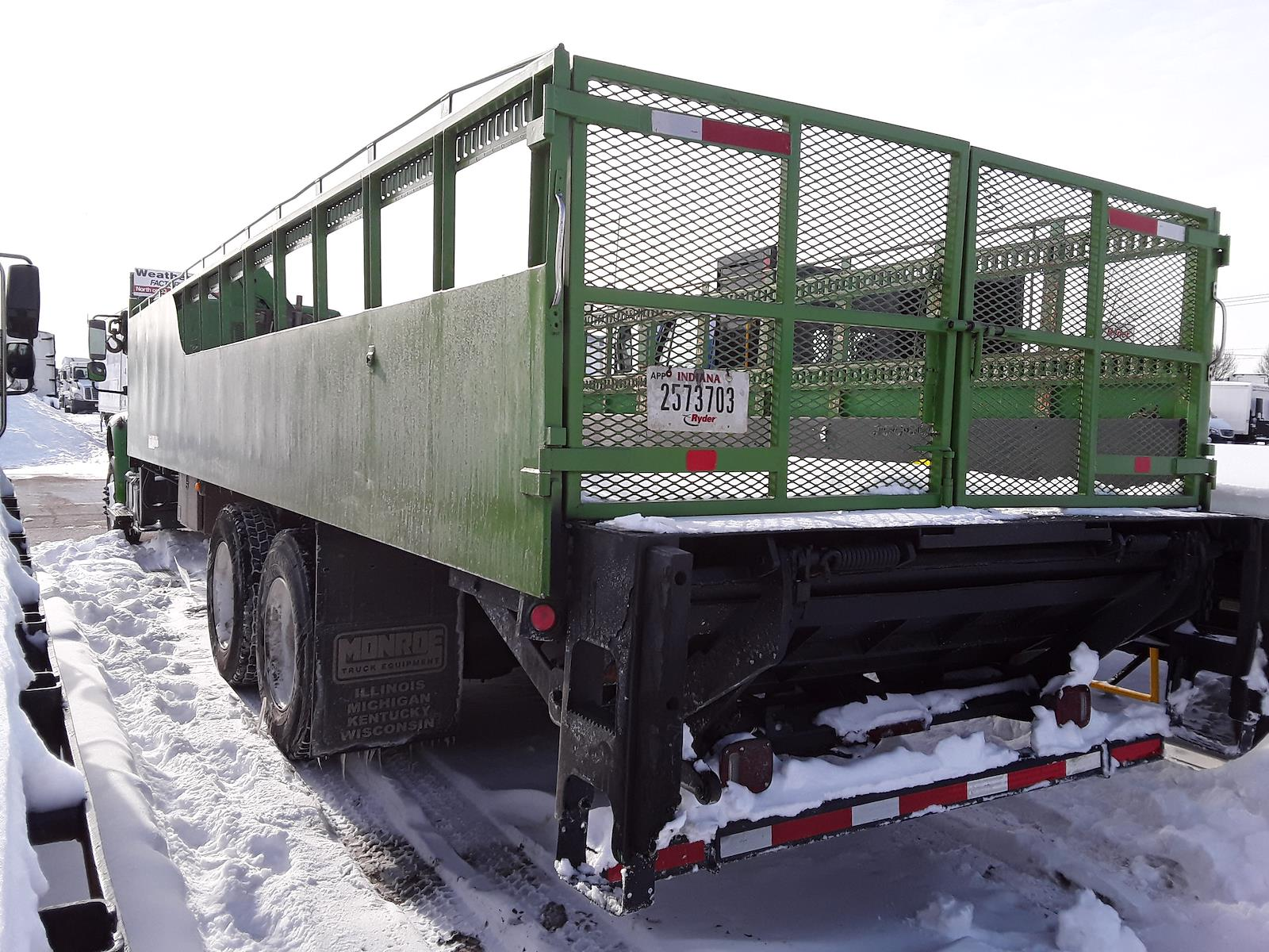 2013 Freightliner M2 106 6x4, Stake Bed #515569 - photo 1