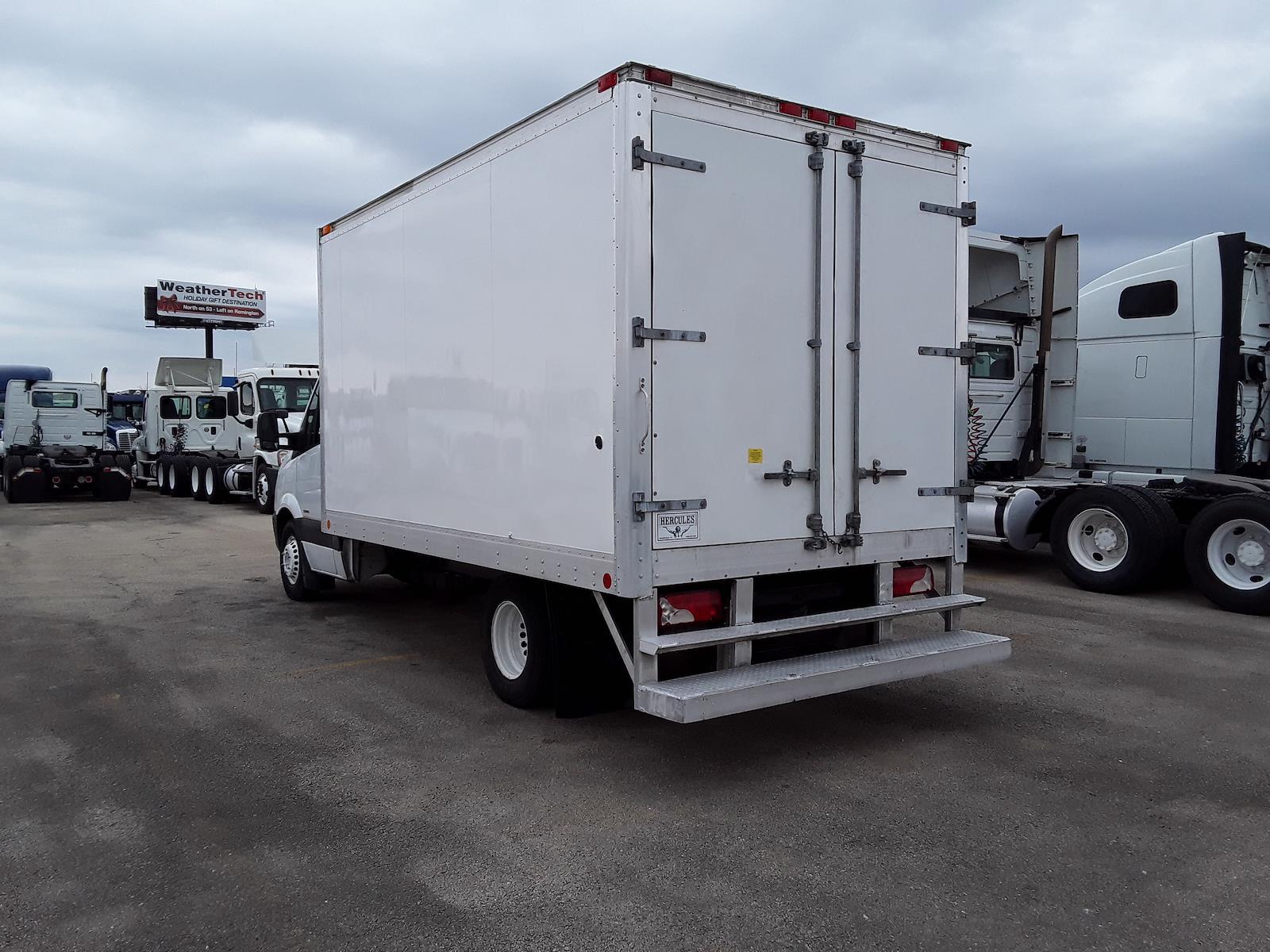 2014 Freightliner Sprinter 3500, Refrigerated Body #570675 - photo 1