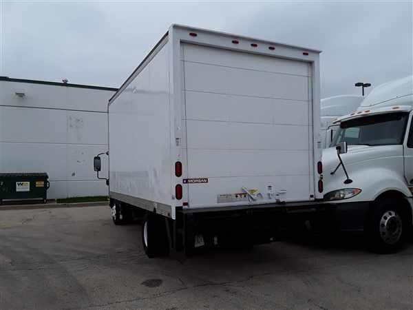 2014 Isuzu NPR-HD Regular Cab 4x2, Dry Freight #583202 - photo 1