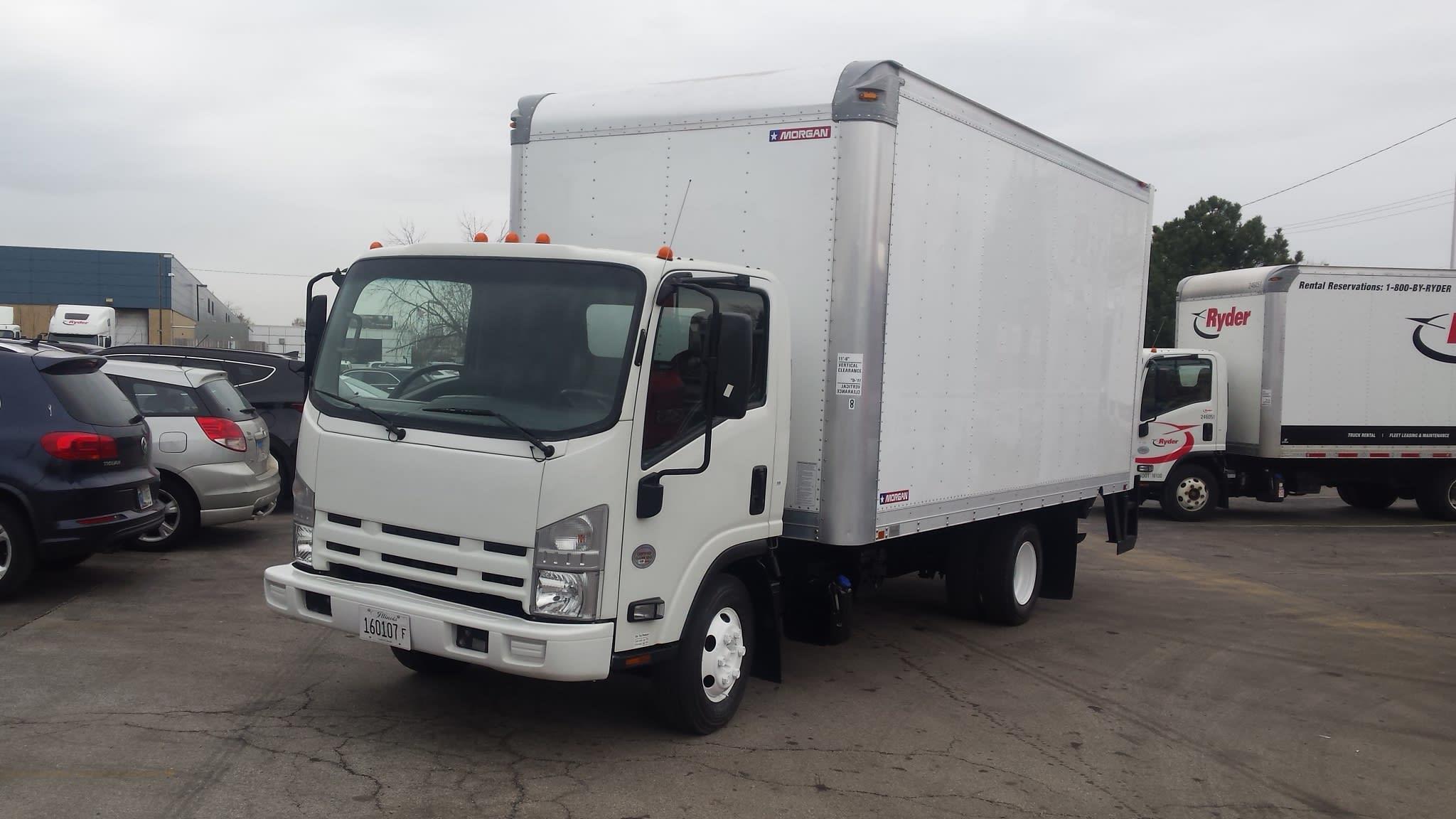 2015 Isuzu NPR-HD Regular Cab 4x2, Dry Freight #640380 - photo 1