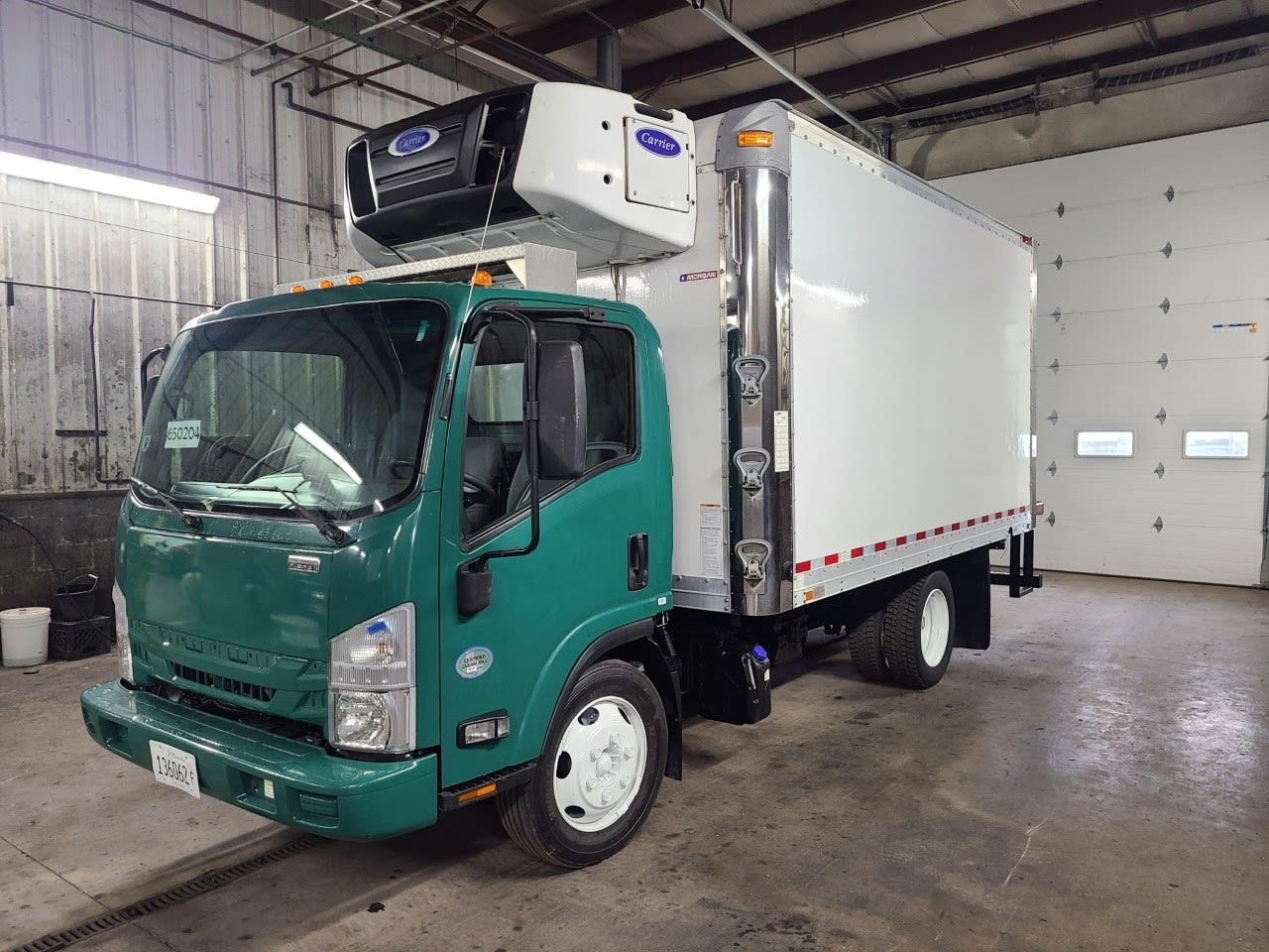 2016 Isuzu NPR-XD Regular Cab 4x2, Refrigerated Body #650204 - photo 1