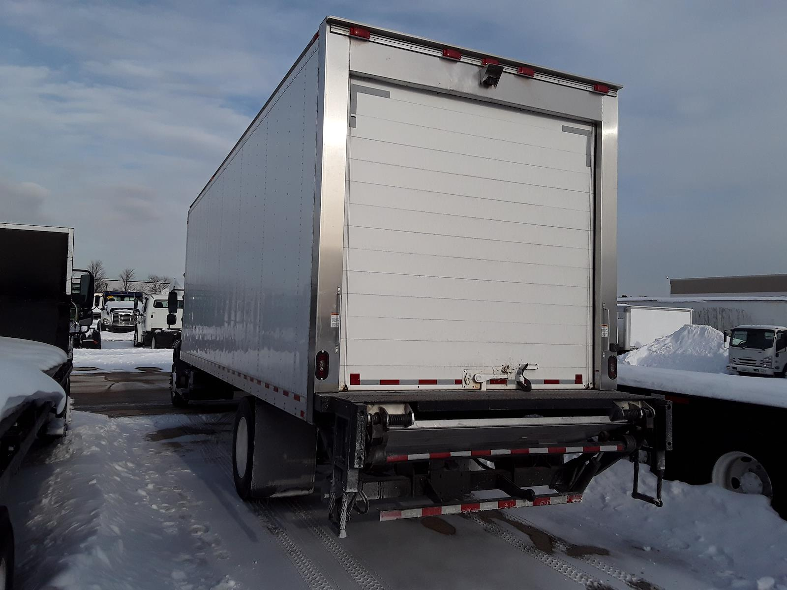 2017 Freightliner M2 106 4x2, Refrigerated Body #675340 - photo 1