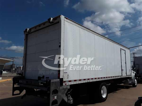 2015 Freightliner M2 106 4x2, Morgan Dry Freight #329898 - photo 1