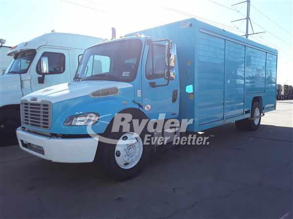 2012 Freightliner M2 106 4x2, Refrigerated Body #424920 - photo 1