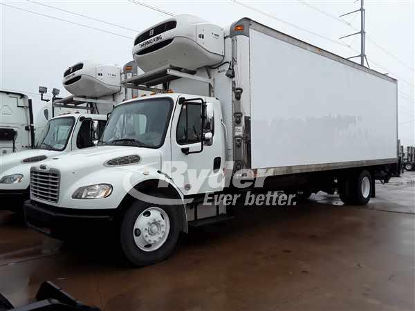 2013 Freightliner M2 106 4x2, Thermo King Refrigerated Body #483228 - photo 1