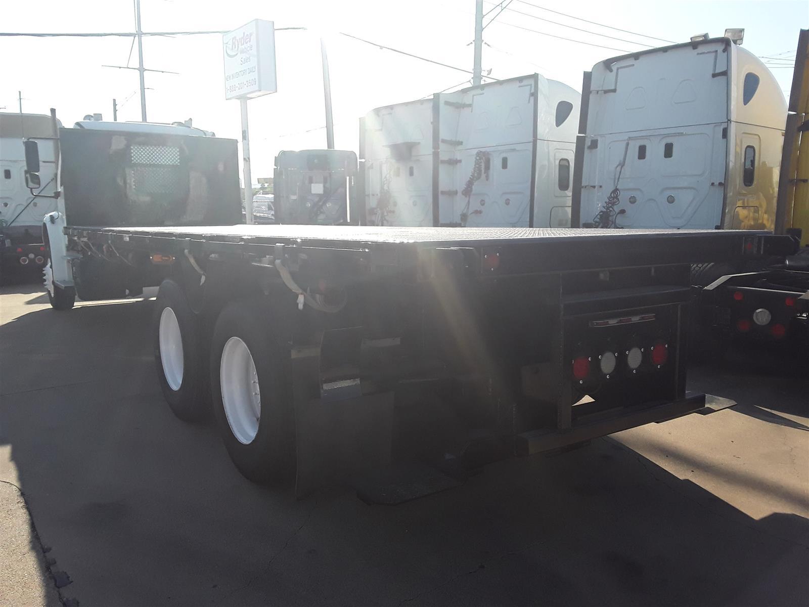 2013 Freightliner Truck 6x4, Platform Body #508011 - photo 1
