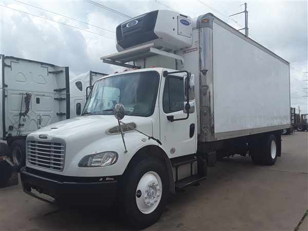 2014 Freightliner Truck 4x2, Refrigerated Body #520777 - photo 1