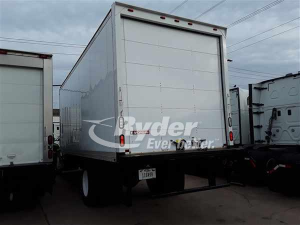 2014 Freightliner Truck 4x2, Morgan Dry Freight #542200 - photo 1