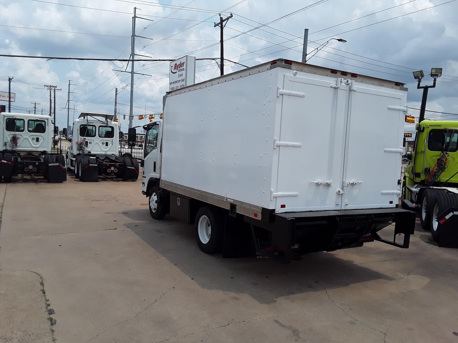 2014 Isuzu NPR Regular Cab 4x2, Dry Freight #551339 - photo 1