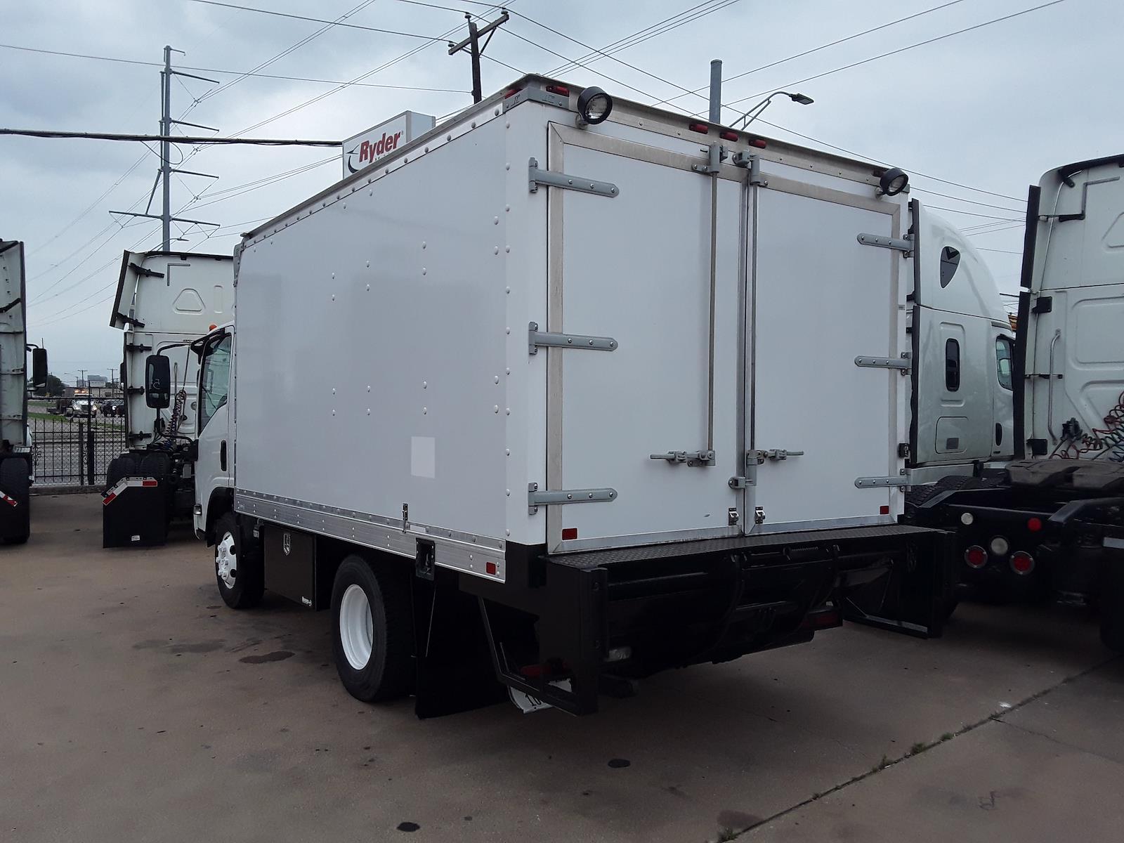 2014 Isuzu NPR Regular Cab 4x2, Dry Freight #551340 - photo 1