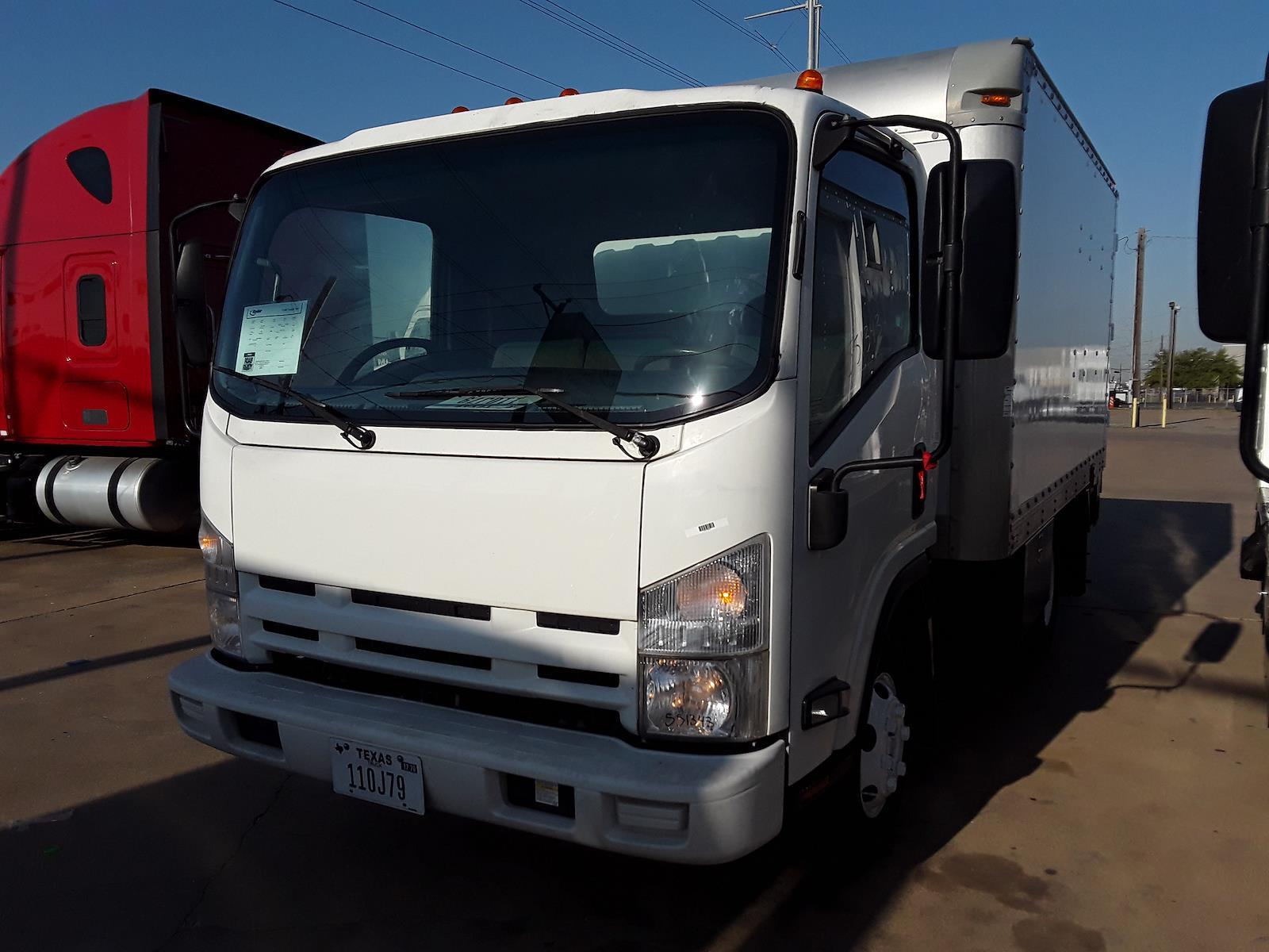 2014 Isuzu NPR Regular Cab 4x2, Dry Freight #551343 - photo 1