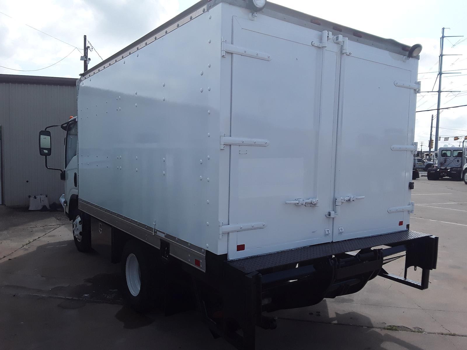 2014 Isuzu NPR Regular Cab 4x2, Dry Freight #551344 - photo 1