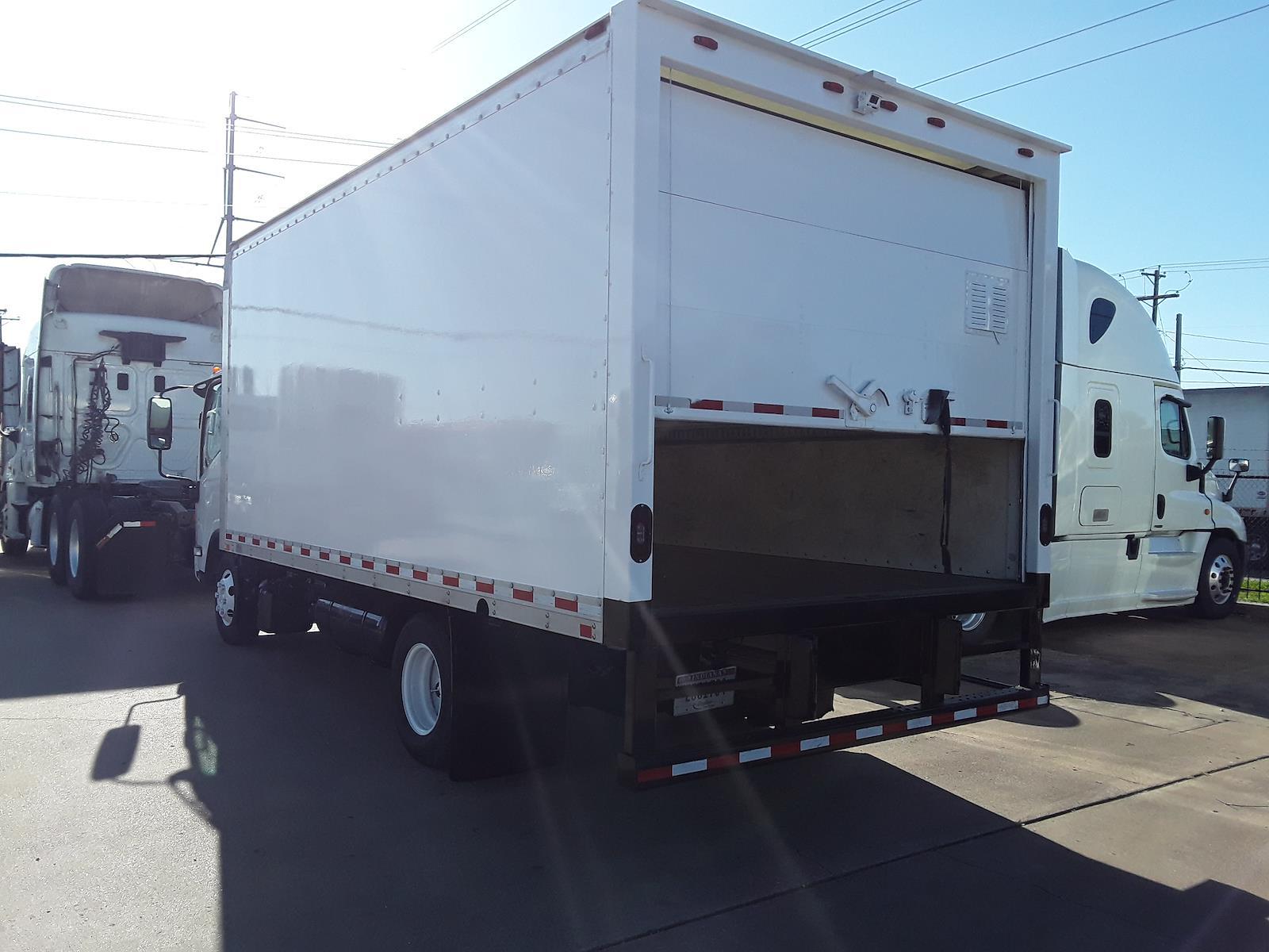 2016 Isuzu NPR Regular Cab 4x2, Dry Freight #670833 - photo 1