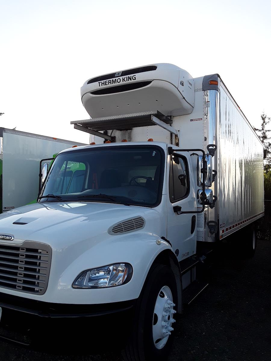 2015 Freightliner M2 106 4x2, Refrigerated Body #569015 - photo 1