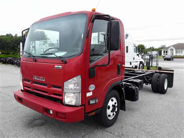 2015 Isuzu NPR-HD Regular Cab 4x2, Cab Chassis #303588 - photo 1