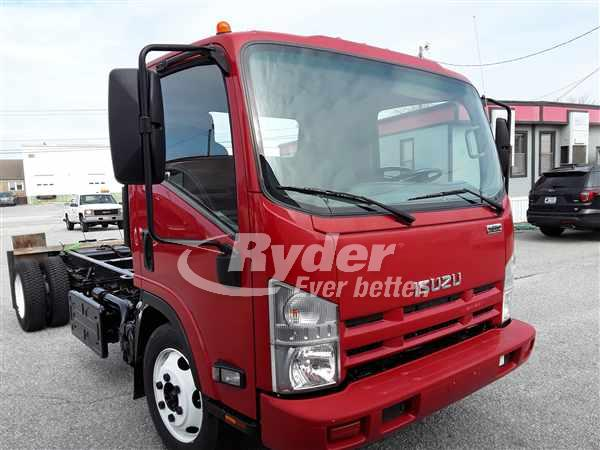 2015 Isuzu NPR-XD Regular Cab 4x2, Cab Chassis #338989 - photo 1