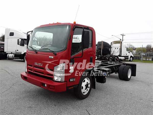 2015 Isuzu NPR-XD Regular Cab 4x2, Cab Chassis #341963 - photo 1