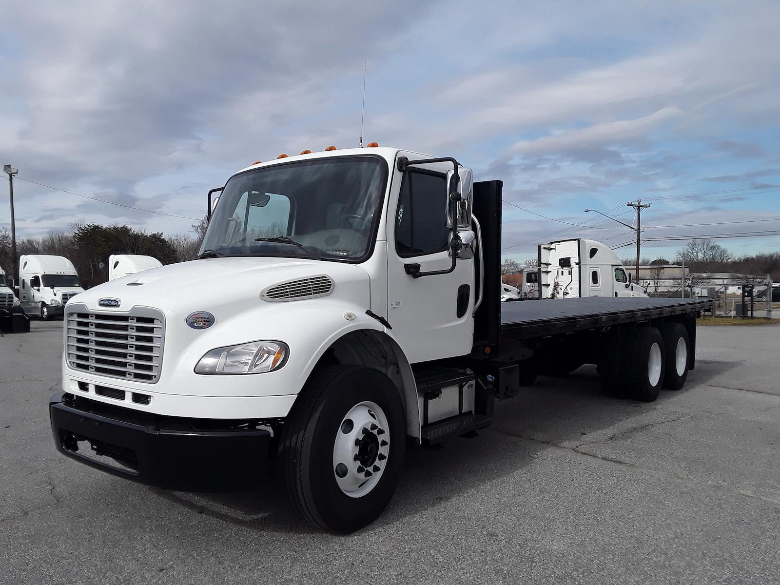 2016 Freightliner M2 106 6x4, Platform Body #391896 - photo 1