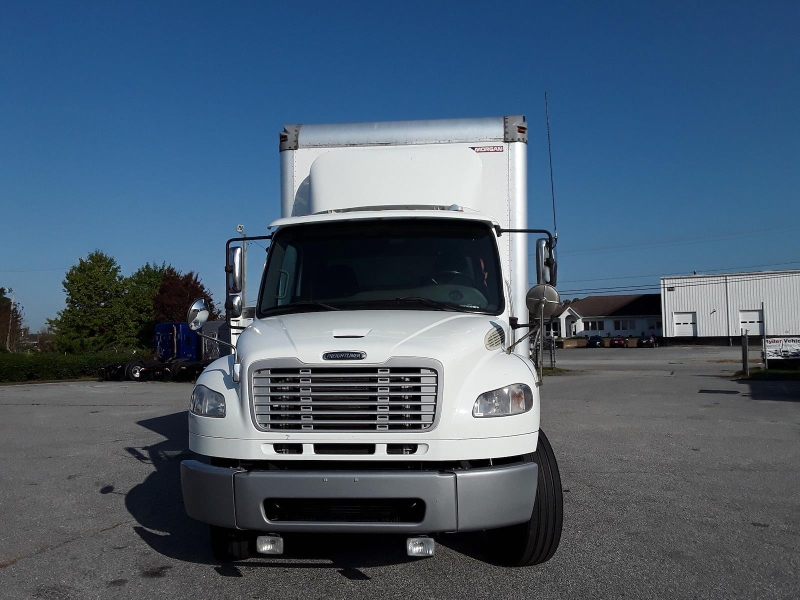 2014 Freightliner M2 106 6x4, Dry Freight #548532 - photo 1
