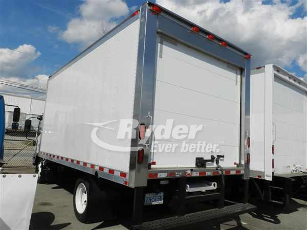 2016 Isuzu NPR-XD Regular Cab 4x2, Refrigerated Body #658185 - photo 1
