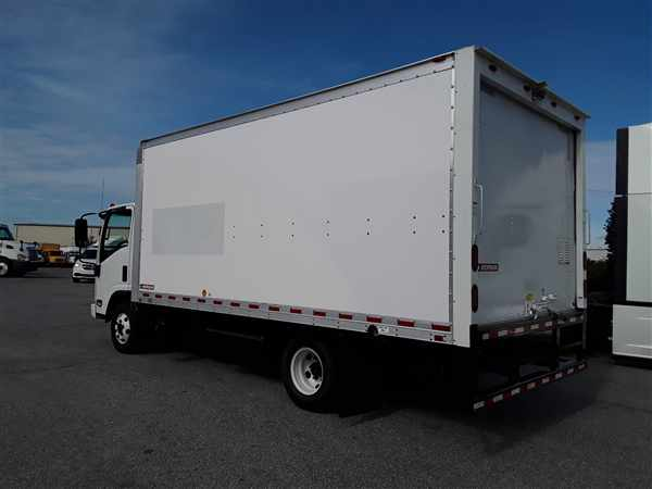 2015 Isuzu NPR Regular Cab 4x2, Dry Freight #660841 - photo 1