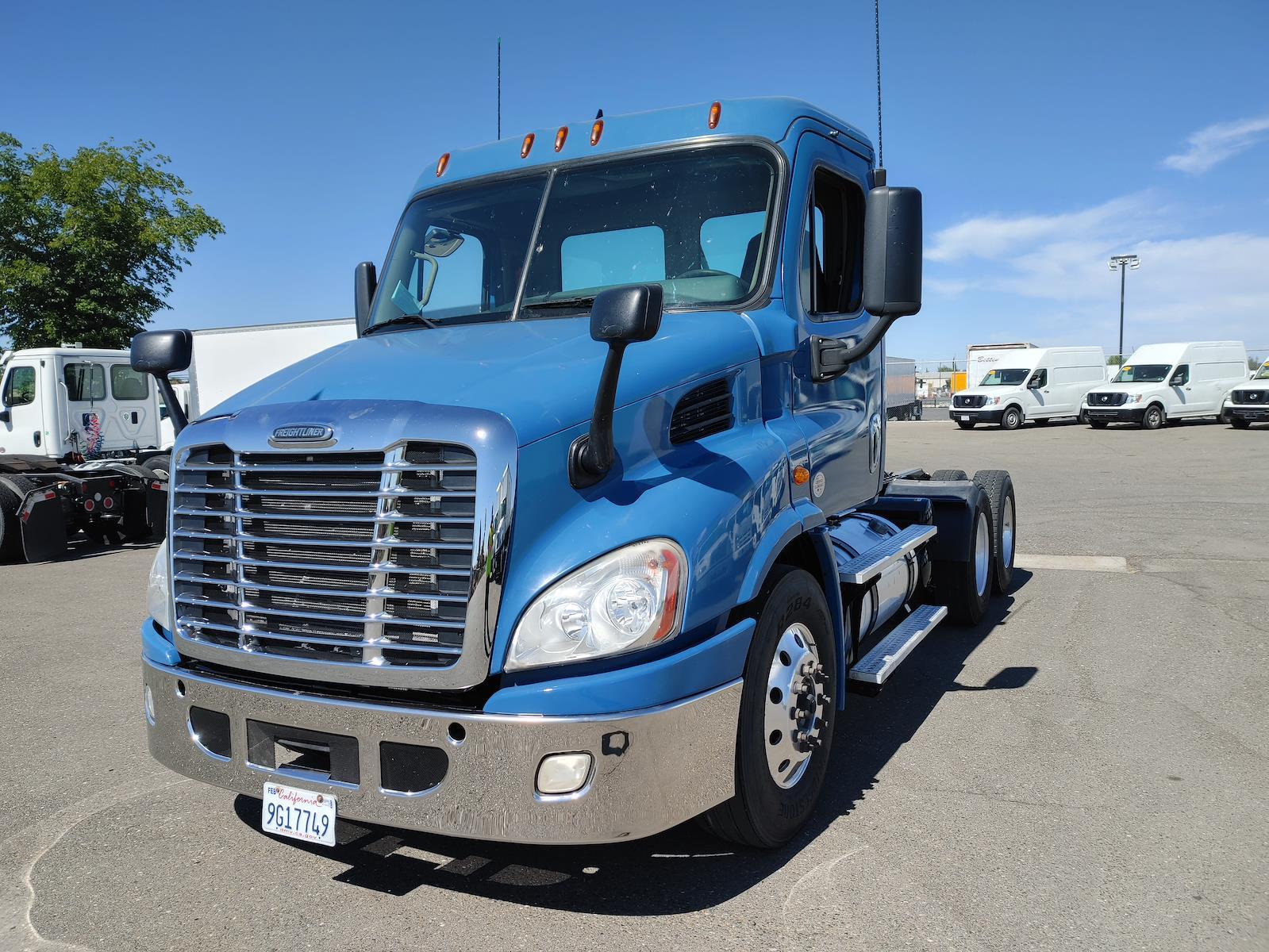 2016 Freightliner Truck 6x4, Tractor #356996 - photo 1