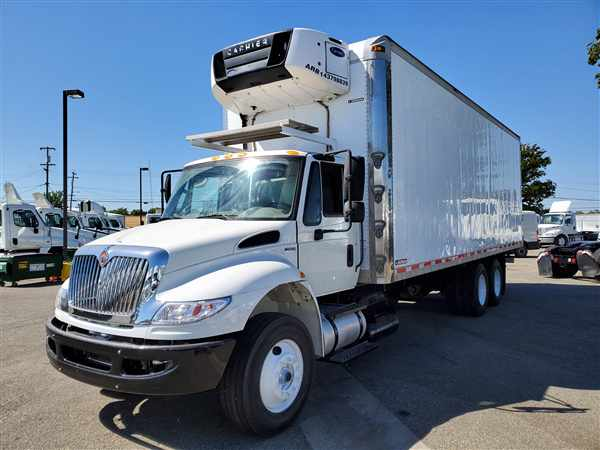 2014 International Truck 6x4, Refrigerated Body #543968 - photo 1
