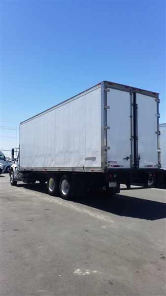 2014 International Truck 6x4, Refrigerated Body #543969 - photo 1