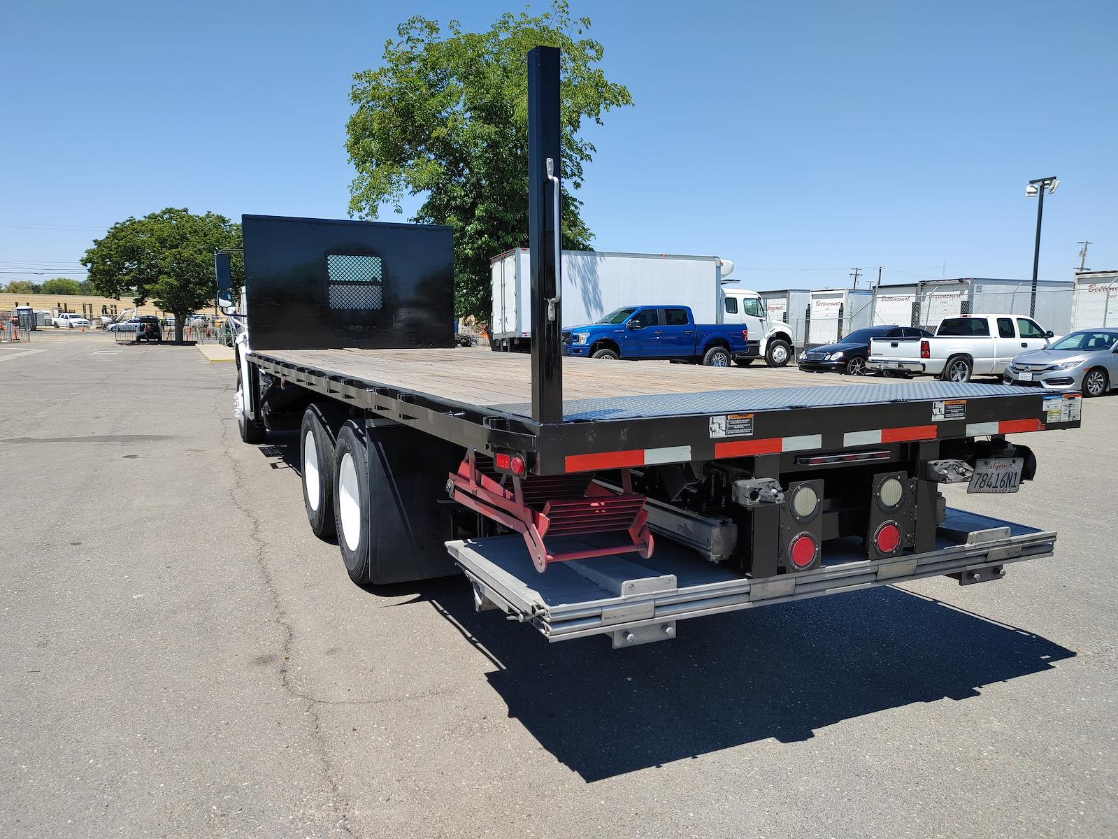 2014 Freightliner M2 106 6x4, Platform Body #547939 - photo 1