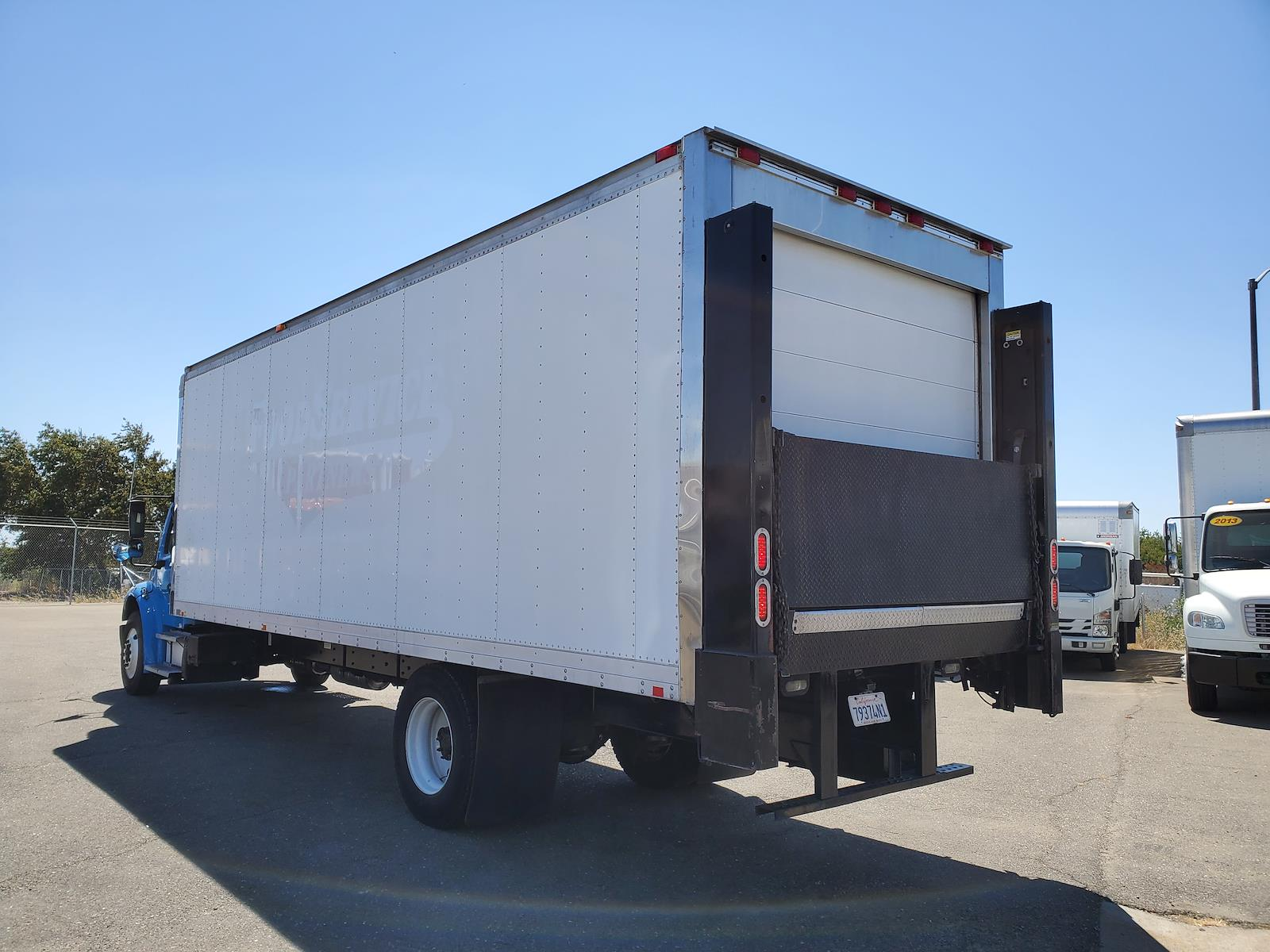 2015 Freightliner M2 106 4x2, Refrigerated Body #567752 - photo 1
