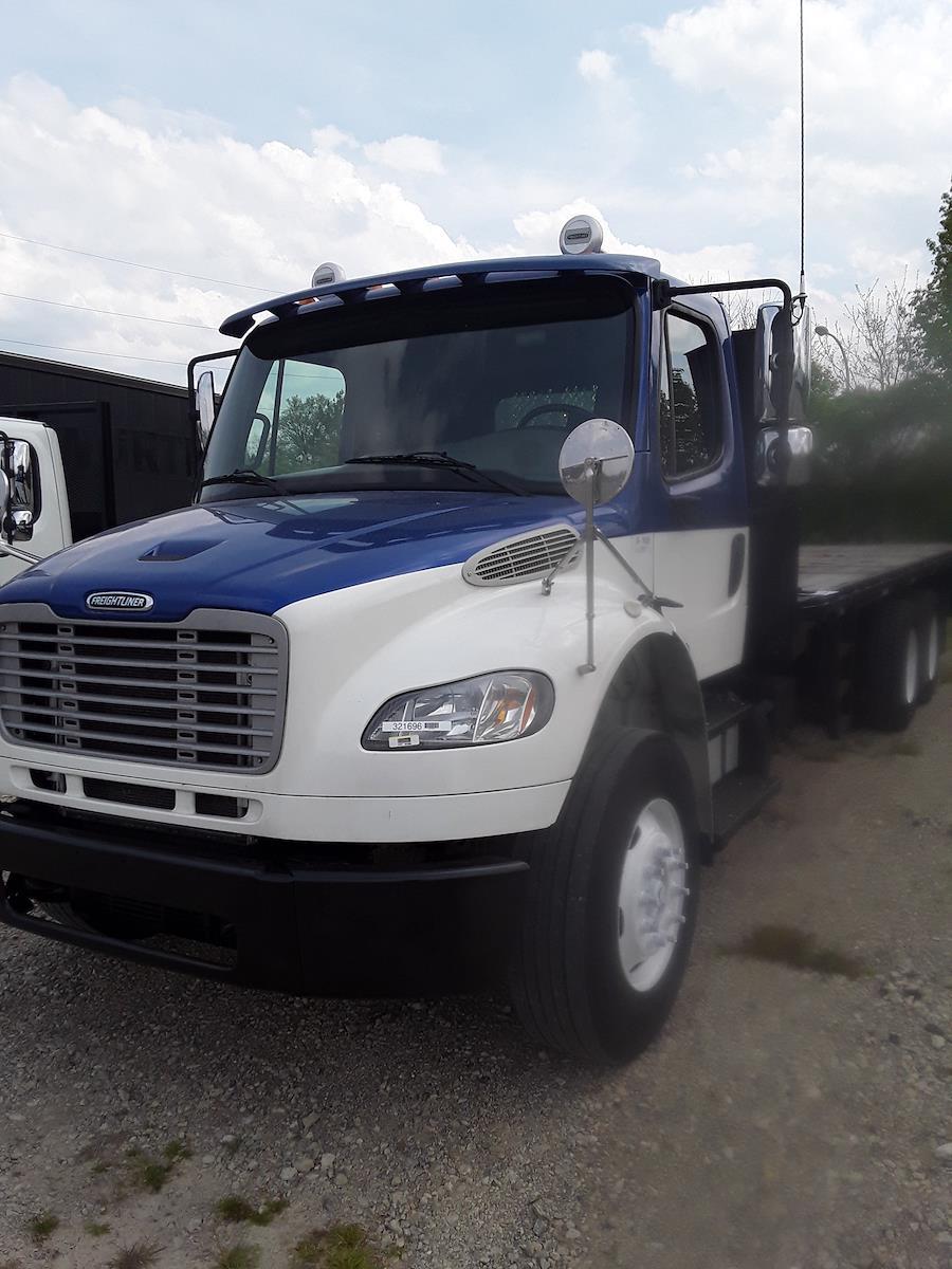 2014 Freightliner M2 106 6x4, Platform Body #321696 - photo 1