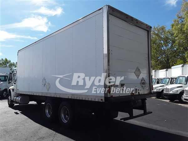 2012 International DuraStar 4400 6x4, Morgan Dry Freight #444748 - photo 1