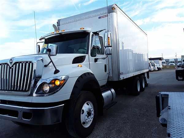 2013 International WorkStar 7600 6x4, Dry Freight #474956 - photo 1
