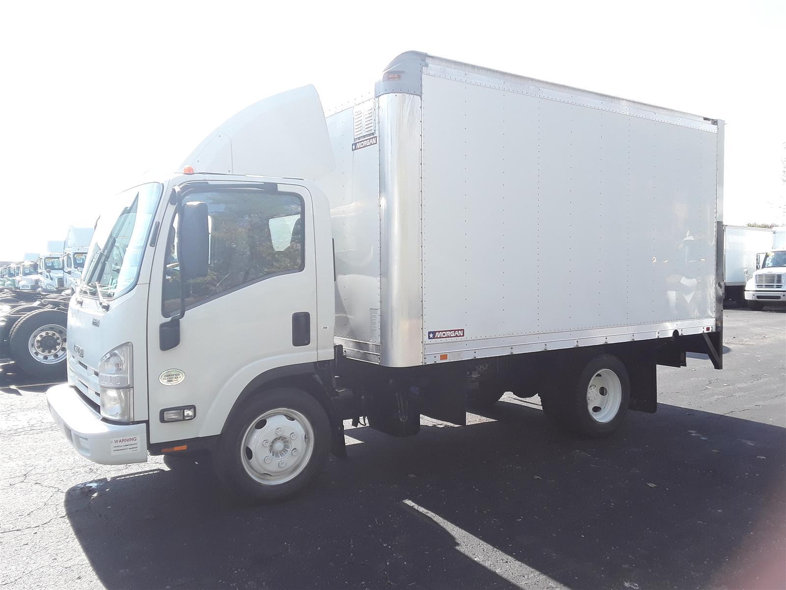 2012 Isuzu NRR 4x2, Dry Freight #498940 - photo 1