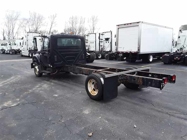 2013 International Truck 4x2, Cab Chassis #513345 - photo 1