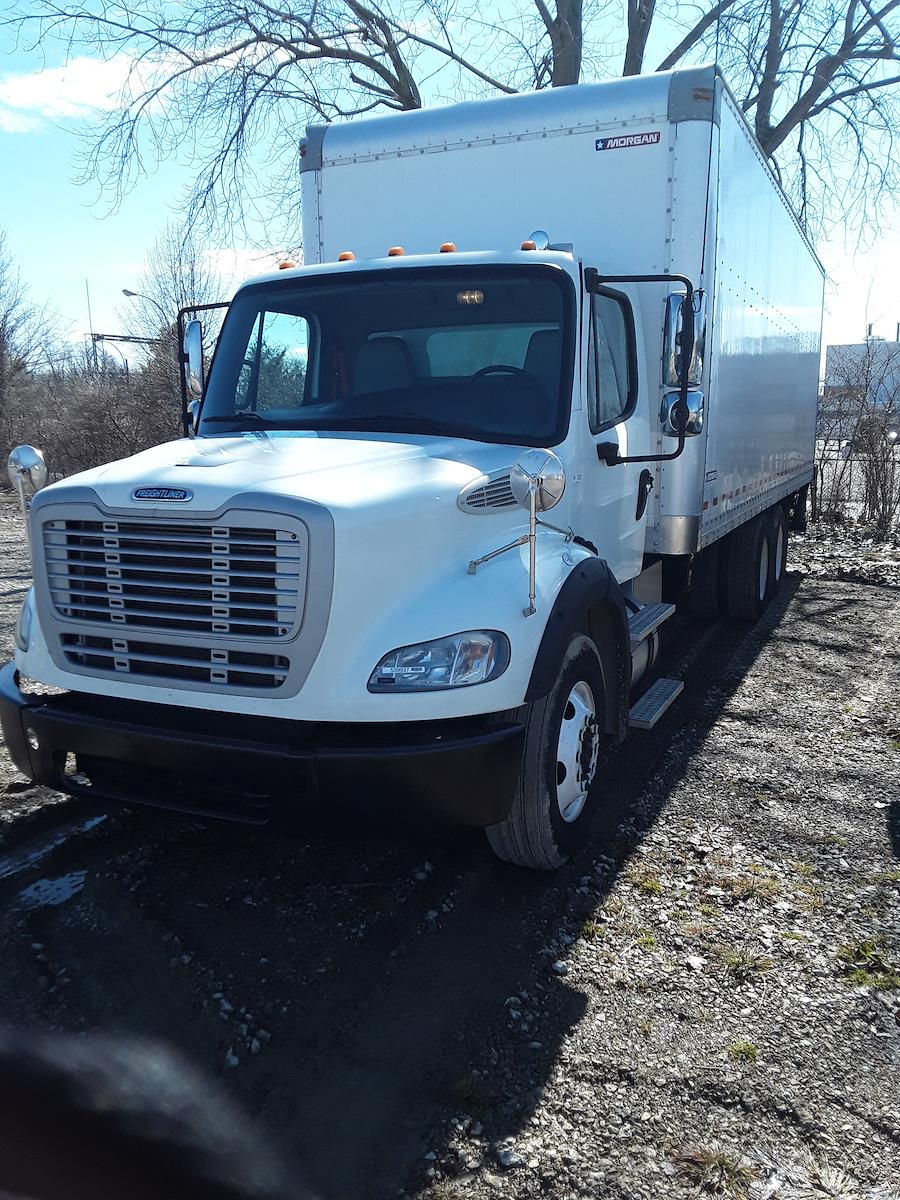 2014 Freightliner Truck 6x4, Dry Freight #539937 - photo 1