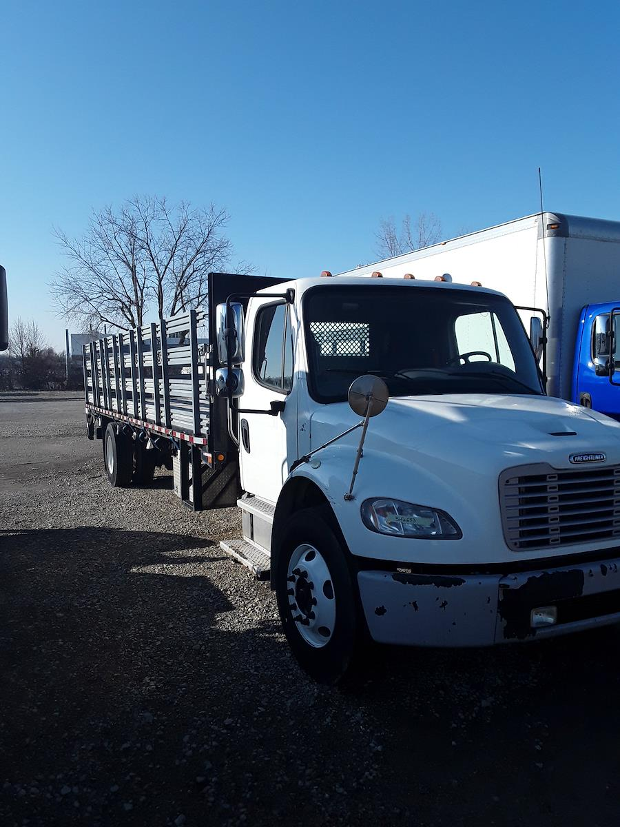 2014 Freightliner M2 106 4x2, Stake Bed #542653 - photo 1