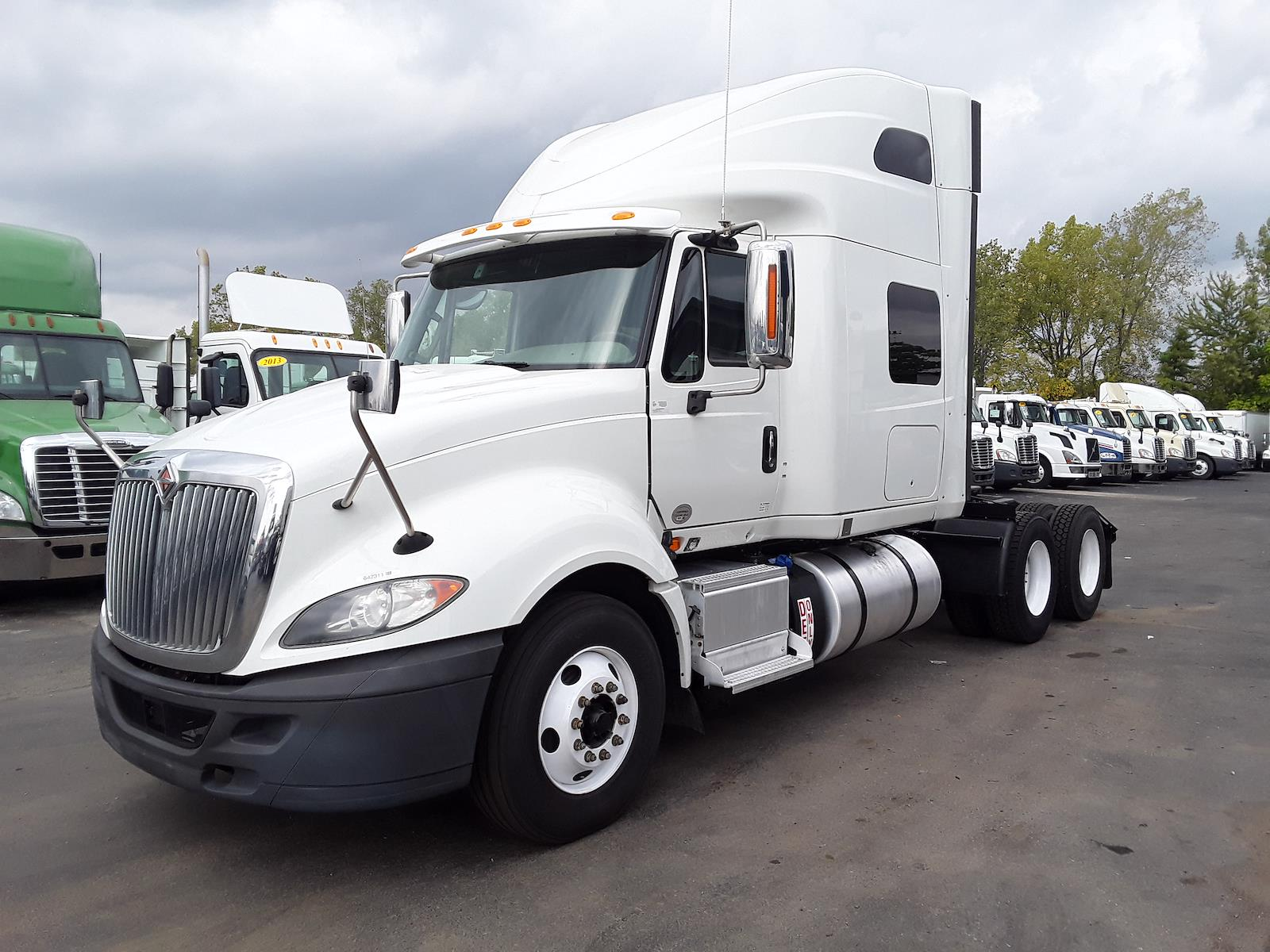 2015 International ProStar+ 6x4, Tractor #642311 - photo 1