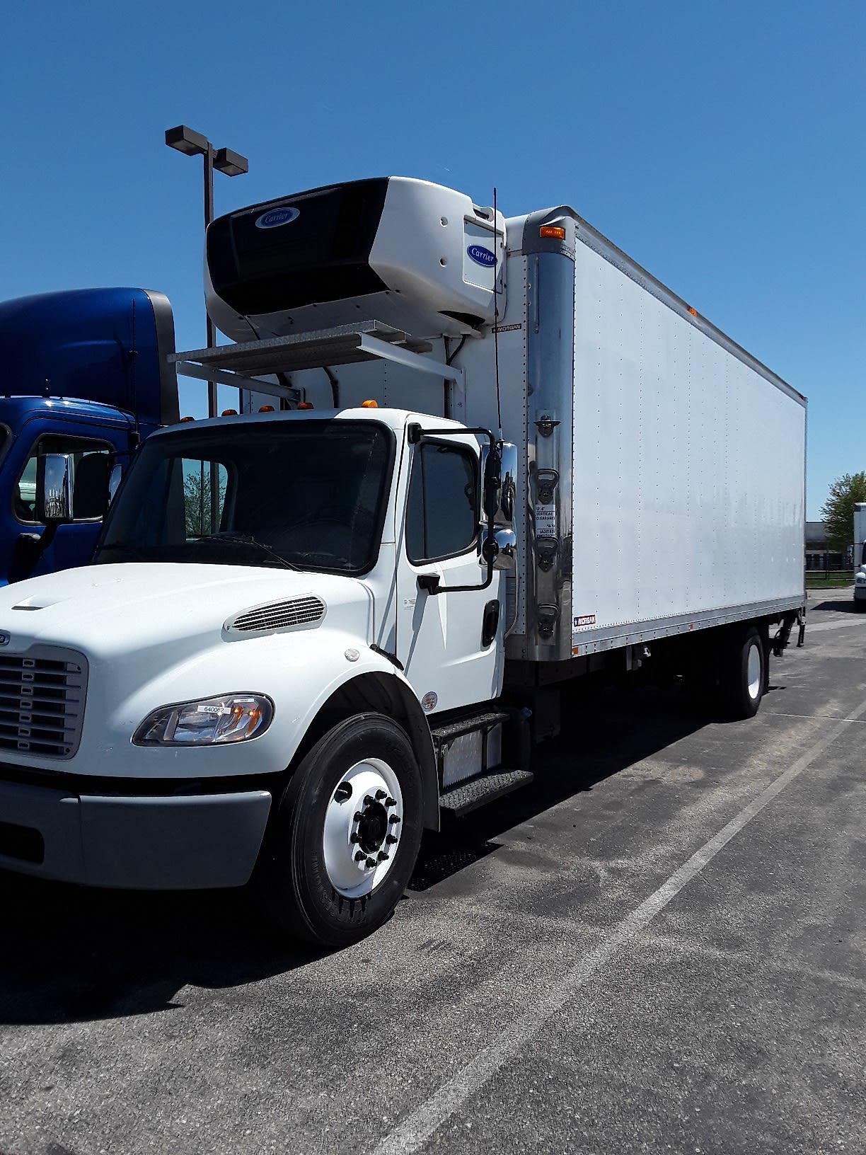2015 Freightliner M2 106 4x2, Refrigerated Body #640062 - photo 1