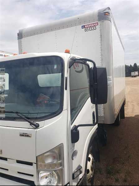 2015 Isuzu NPR-HD Regular Cab 4x2, Dry Freight #651333 - photo 1