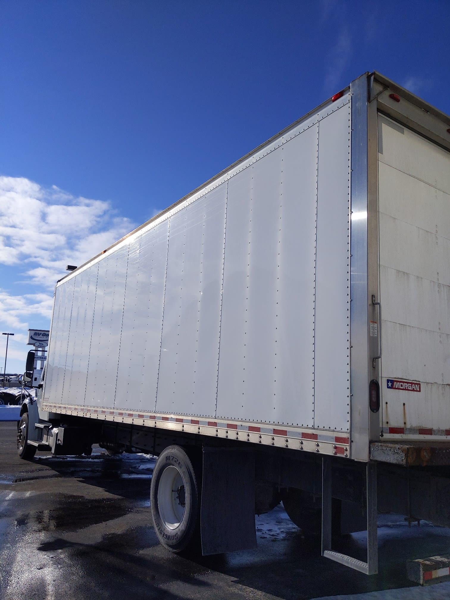 2019 Freightliner M2 106 4x2, Dry Freight #809321 - photo 1