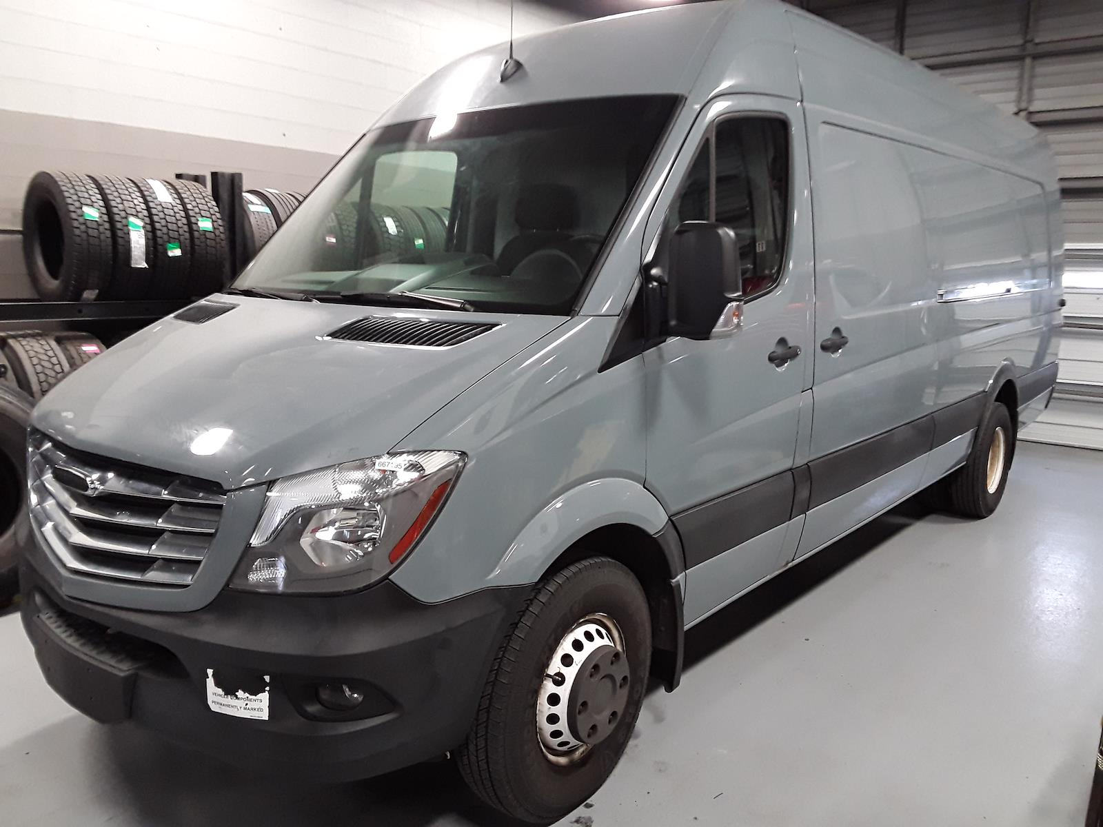 2016 Mercedes-Benz Sprinter 3500, Upfitted Cargo Van #667195 - photo 1