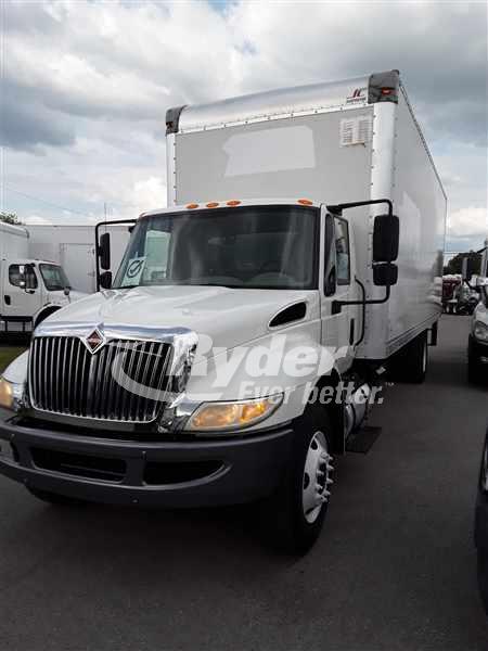 2017 International DuraStar 4300 4x2, Cab Chassis #671761 - photo 1