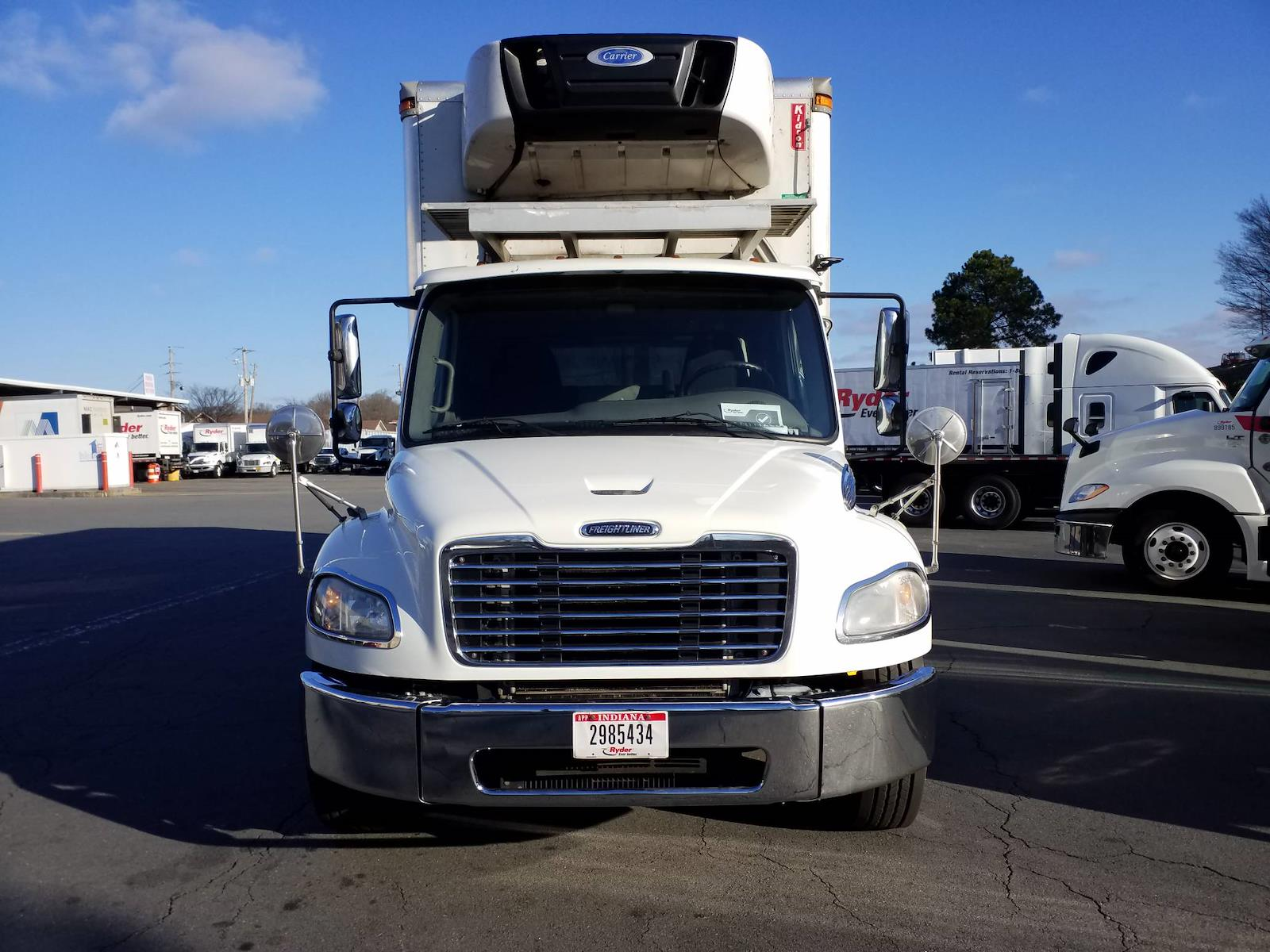 2016 Freightliner M2 106 4x2, Refrigerated Body #355438 - photo 3