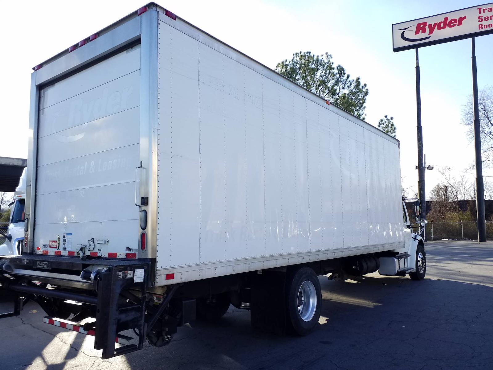 2016 Freightliner M2 106 4x2, Refrigerated Body #355438 - photo 5