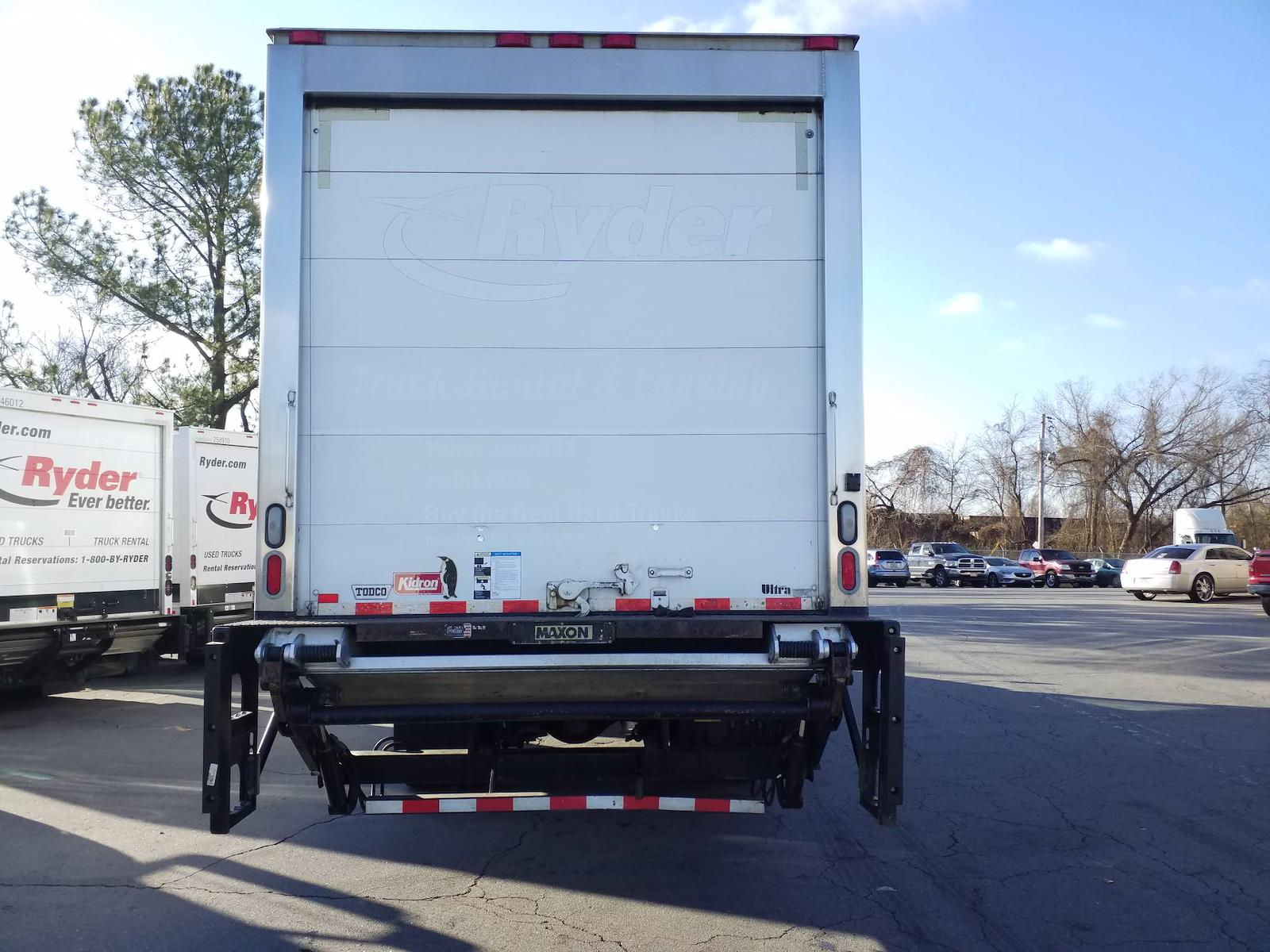 2016 Freightliner M2 106 4x2, Refrigerated Body #355438 - photo 6