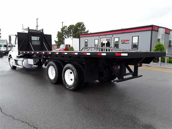 2014 Freightliner Truck 6x4, Platform Body #548838 - photo 1