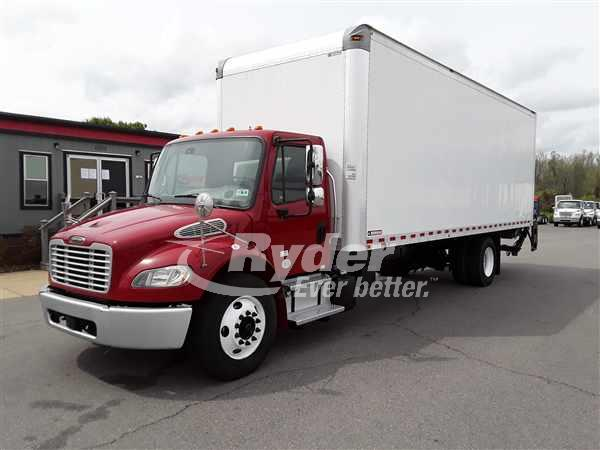 2016 Freightliner M2 106 4x2, Dry Freight #648888 - photo 1