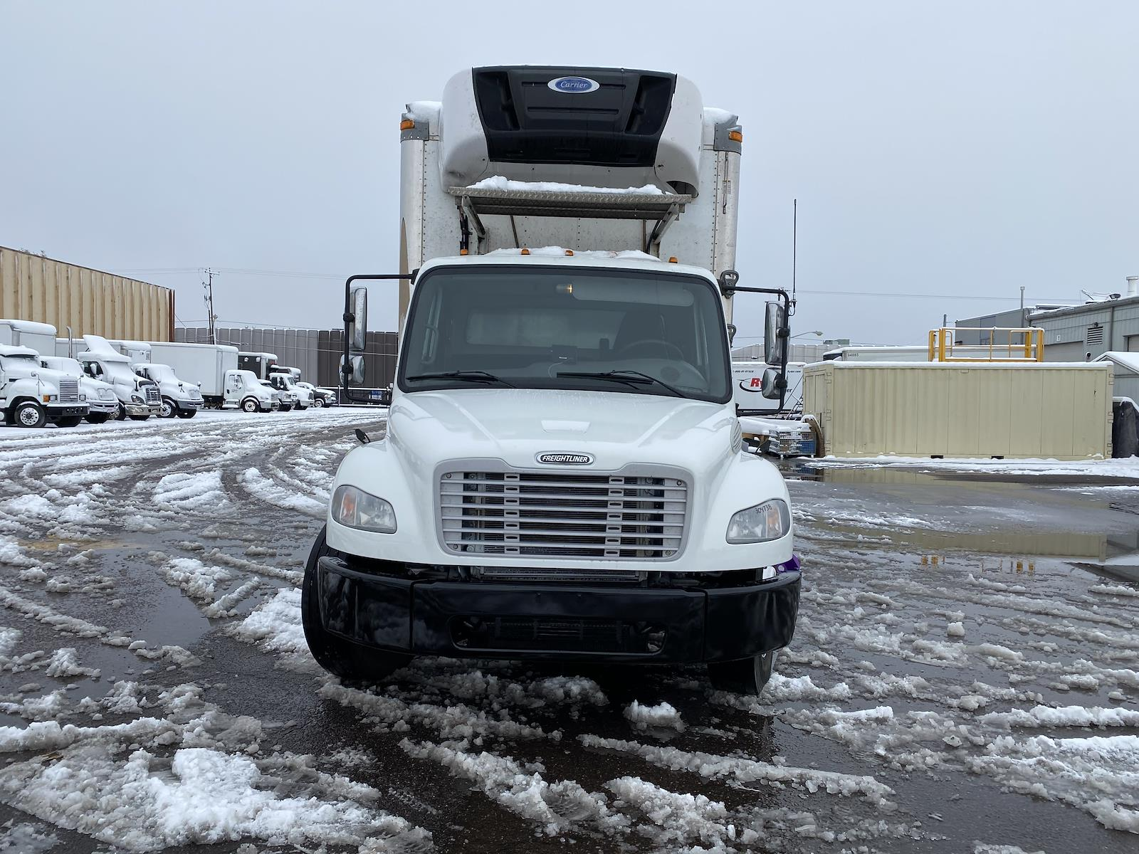 2015 Freightliner M2 106 4x2, Refrigerated Body #304738 - photo 1